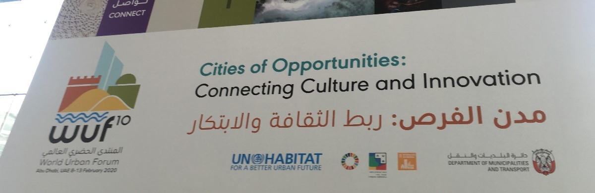 How inclusive is your city? Toolkit and book launch at the 10th World Urban Forum in Abu Dhabi